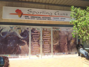 Sporting guns shop