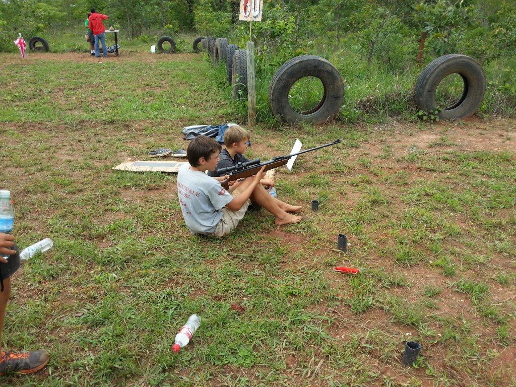 Zambian Open - Air Rifle  - Dec 2012 - b